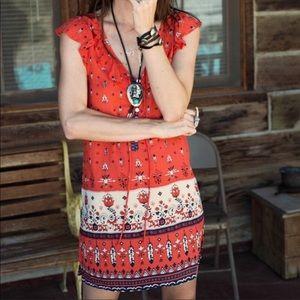 Spell & The Gypsy Collective Dresses - Spell Desert Rose Dress